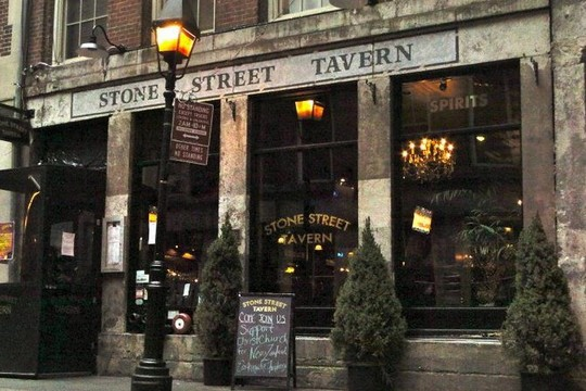 Stone Street Tavern New York is opening gastropub Tavern 29 in the NoMad District.