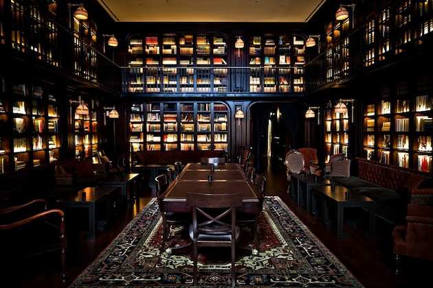 Rumor has it that The NoMad Hotel will be expanding their bar The Library, into the building next door