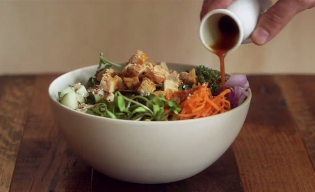 Head over to Sweetgreen in June and try the Sunflower Hozon salad, a collaboration with Momofuku
