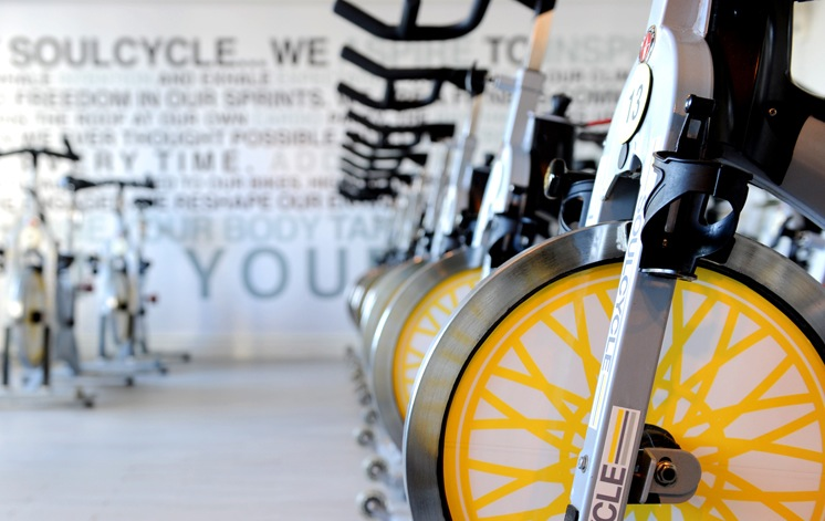 Bike fitness franchise SoulCycle announces plans for a new space in the Nomad District