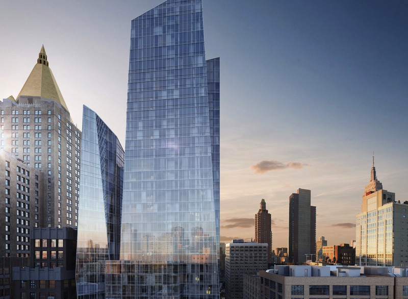 Prism at 400 Park Avenue South is now leasing their 269 rental units.