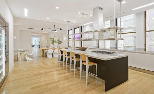Take a look inside Jennifer Lopez's new penthouse in the NoMad District.