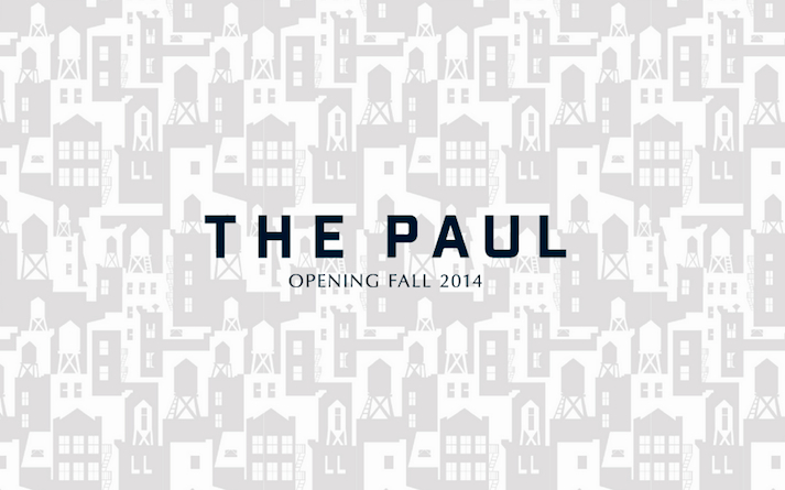 Learn all of the new details about NoMad's soon-to-open The Paul Hotel.