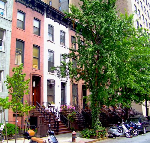 Historic pre war brownstone in New York's hottest neighborhood