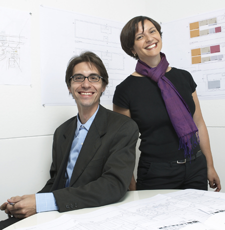 Kew Management Office Space Tenants: Mad Architects