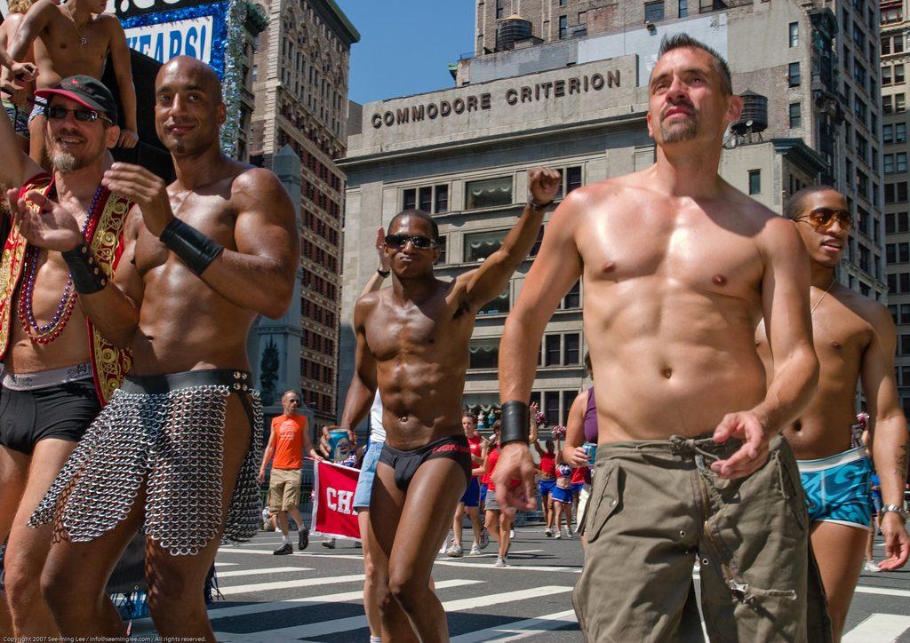 nyc pride parade