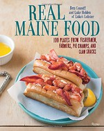The book Real Maine Food is the perfect holiday gift.