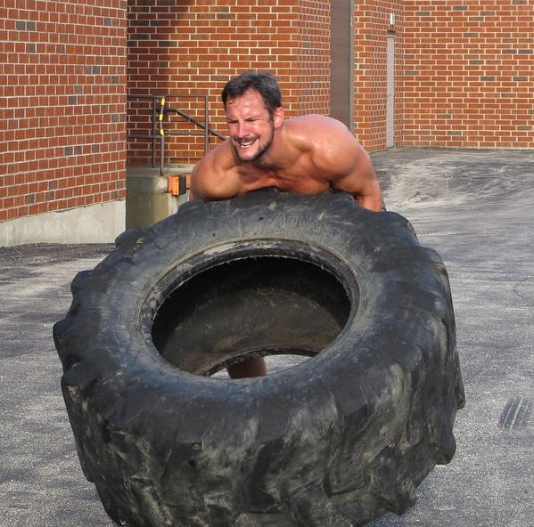 Crossfit Workout Black Box Gym New York